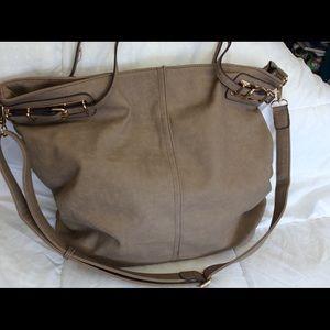 New Gray Crossbody bag